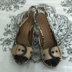Guess heels size 7.5